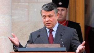 King Abdullah II of Jordan (photo: picture-alliance-dpa)