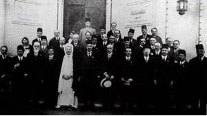 Group photo of congress participants