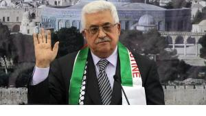 Mahmoud Abbas in Ramallah (photo: AFP/Getty Images)
