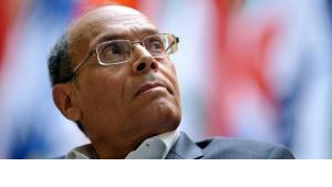 Tunisia's president Moncef Marzouki (photo: Keystone/Martial Trezzini/AP/dapd)