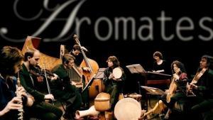 Michèle Claude and the Ensemble Aromates (photo: Michèle Claude)
