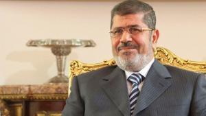 Egypt's president Mohamed Morsi (photo: Reuters)