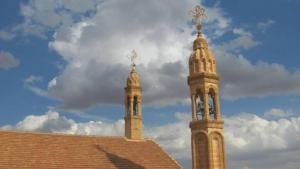 The Mor Gabriel monastery (photo: Ekrem Eddy Güzeldere)
