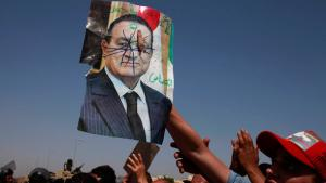 Demonstration against Mubarak in June 2012 (photo: Reuters)