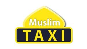 Logo of Muslim taxi (image: muslimtaxi.de)