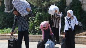 Syrian refugees (photo: AP)