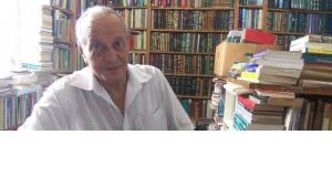 Mohammed Bachbachi, owner of the Sabha bookshop (photo: Roas Mendes)