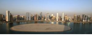 Sharjah Beach (photo: dpa)