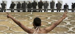 Protests in Bahrain (photo: AP, dapd)