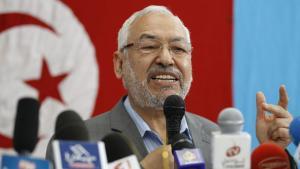 Rachid Ghannouchi (photo: Reuters)