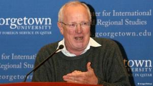 Robert Fisk (photo: imago/Xinhua)