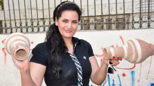 Sama al-Masri (photo: dpa/picture-alliance)