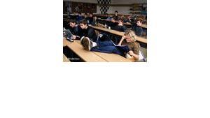 Pupils in Germany, Foto: Bilderbox