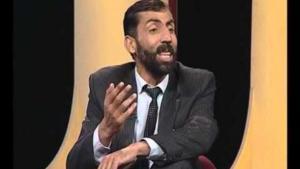 Afghan comedian Asif Jalali (photo: Shabkhand Show)