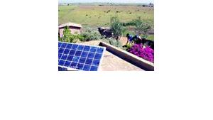 Solar energy is likely to play a major role in Morocco's energy future (photo: Temasol)