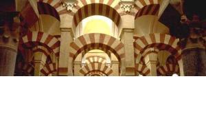 Mezquita in Cordoba, Spain, symbol of Europe's tolerant Islamic heritage (photo: Steven J. Dunlop, source: Wikipedia)