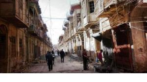 Street in Baghdad (photo: Karlos Zurutuza/DW)