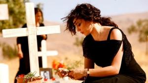 Still from Nadine Labaki's latest film 'Where do we go now?' (source: dpa/TOBIS films)