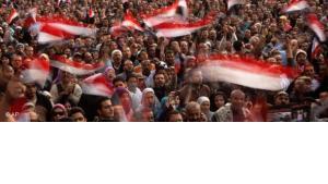 Tahrir protests (photo: AP)