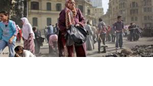 Tahrir square (photo: AP)