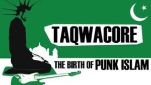 Poster image of the film ''Taqwacore'' (source: www.taqwacore.com)