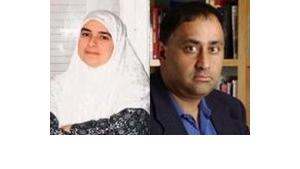 Emran Qureshi and Heba Raouf Ezzat