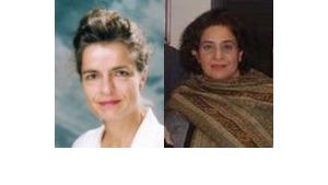Charlotte Wiedemann and Ghazala Irfan