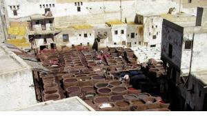 The old quarter of Fez (photo: Wikipedia/cc-by-sa-2.0-de)