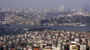 View of part of Istanbul (photo: picture-alliance/dpa)
