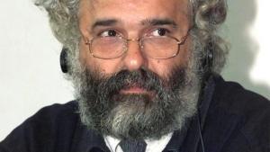 Ragip Zarakolu (photo: AP Photo/Muard Sezer)
