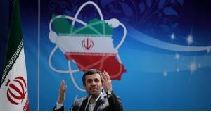 Iranian President Mahmoud Ahmadinejad (photo: Parspix/DW)
