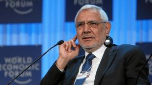 Abdel Moneim Aboul Fotouh (photo: Remy Steinegger/swiss-image.ch)