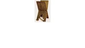 13th-century folding Koran stand from Konya (photo: Museum for Islamic Art Berlin)