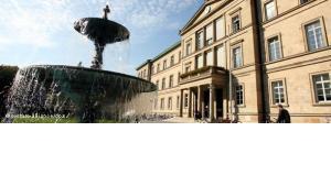 The University of Tübingen (photo: picture-alliance/dpa)