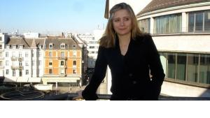Syrian author Samar Yazbek (photo: Susanne Schanda)