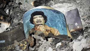 The most flashy despot: He seized power with force and wanted to lead Libya into a golden age of popular government. But his megalomania became his doom. On October 20, 2011, Moammar Gadhafi, for decades one of the most piercing figures in the league of Arab despots, was killed following fighting in Sirte.