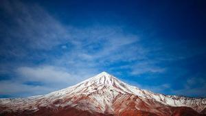 A mountain landscape in Iran (photo: FARS)