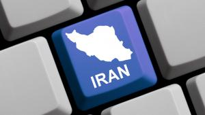 "Computer keyboard with an ""Iran"" key (photo: Fotolia/keybox)"