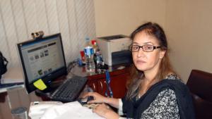 Fauzia Shaheen (photo: private)
