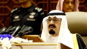 Saudi Arabia's King Abdullah (photo: picture-alliance/dpa)