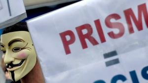 Protests against Prism and digital surveillance (photo: picture-alliance/dpa)