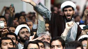 Shiite proitestors in Iran in 2013 (photo: icana.ir)