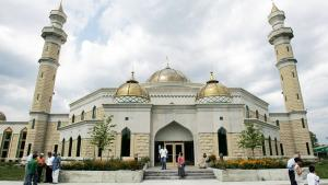 The largest  mosque in the US is situated in Dearborn, Michigan (photo: dpa)