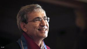 Orhan Pamuk (photo: AP)