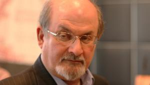 Salman Rushdie (photo: AP)