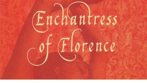 "Cover of ""The Enchantress of Florence"" (Random House)"