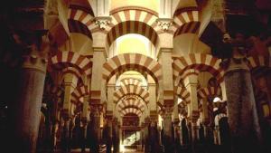 La mezquita de Córdoba (photo: Steven J. Dunlop)
