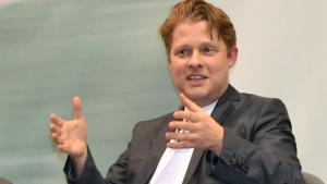Dr. Guido Steinberg (photo: DW)