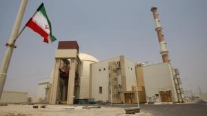 Iranian reactor in Bushehr (photo: dapd)