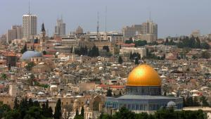 Jerusalem's Dome of the Rock (photo: picture-alliance/dpa)
